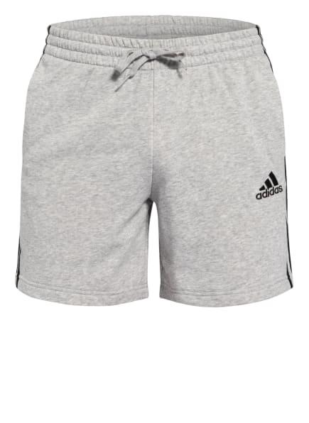 adidas Sweatshorts ESSENTIALS, Farbe: HELLGRAU (Bild 1)