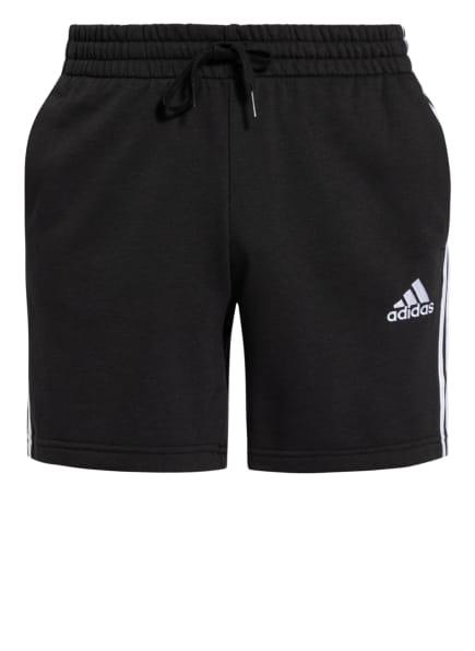 adidas Sweatshorts ESSENTIALS, Farbe: SCHWARZ (Bild 1)