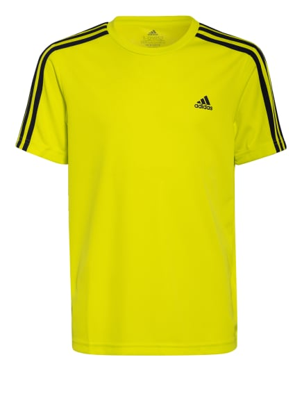 adidas T-Shirt DESIGNED TO MOVE, Farbe: NEONGELB (Bild 1)