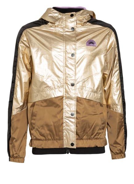 SCOTCH R'BELLE Jacke, Farbe: GOLD/ COGNAC/ SCHWARZ (Bild 1)