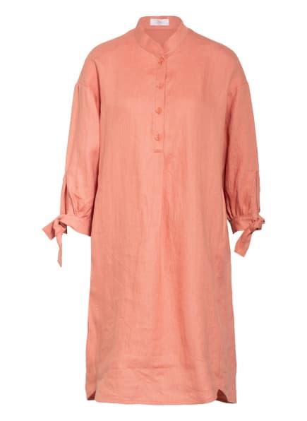 RIANI Kleid aus Leinen, Farbe: HELLROT (Bild 1)