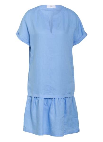 RIANI Leinenkleid, Farbe: HELLBLAU (Bild 1)