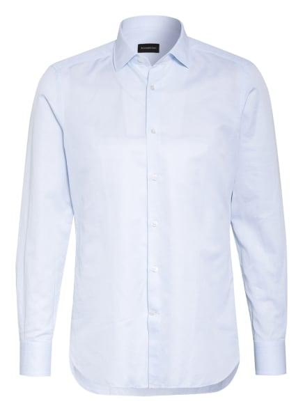 Ermenegildo Zegna Hemd Slim Fit mit Leinen, Farbe: 901455 Light Blue (Bild 1)