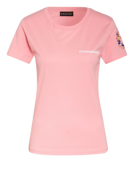 SAVE THE DUCK T-Shirt JESY ISBELLA, Farbe: HELLROSA/ GELB/ BLAU (Bild 1)