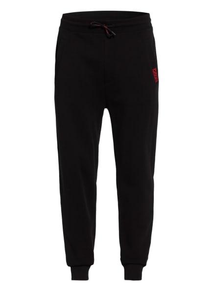 HUGO Sweatpants DOAK, Farbe: SCHWARZ/ ROT (Bild 1)