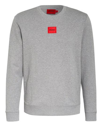HUGO Sweatshirt DIRAGOL, Farbe: GRAU (Bild 1)