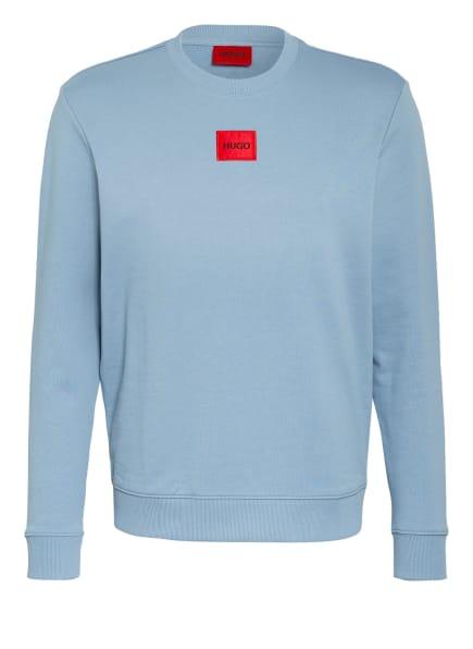 HUGO Sweatshirt DIRAGOL, Farbe: HELLBLAU (Bild 1)