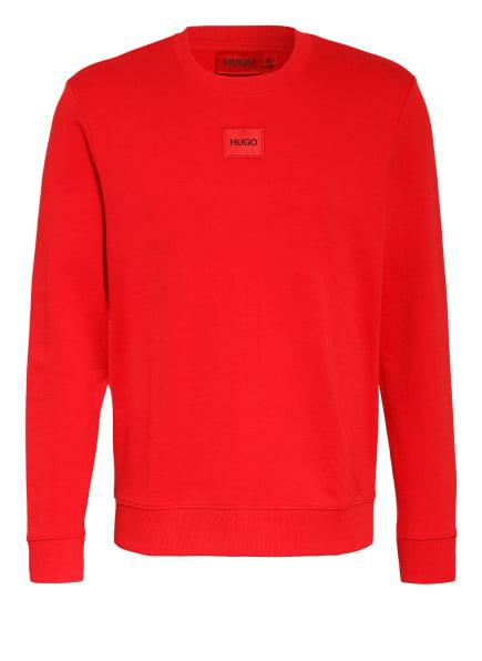 HUGO Sweatshirt DIRAGOL, Farbe: ROT (Bild 1)