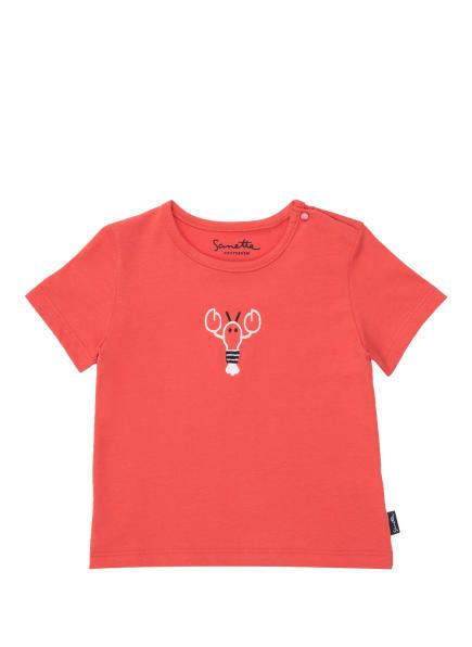 Sanetta FIFTYSEVEN T-Shirt, Farbe: ROT (Bild 1)