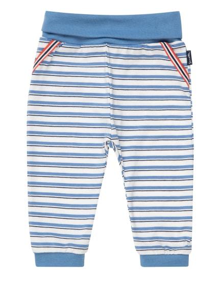Sanetta FIFTYSEVEN Hose, Farbe: HELLBLAU/ WEISS/ DUNKELBLAU (Bild 1)