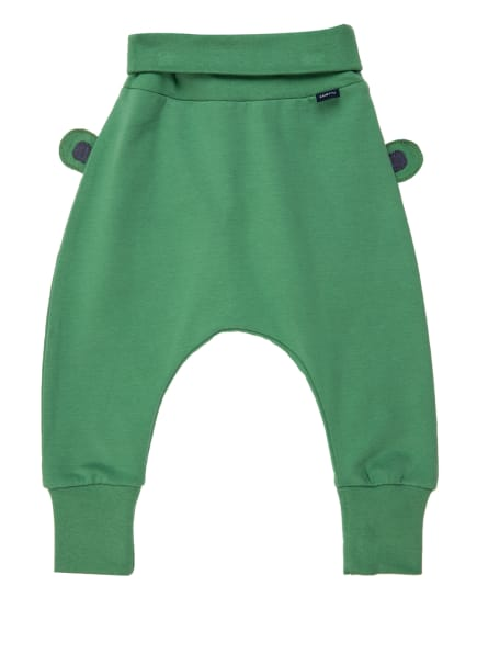 Sanetta KIDSWEAR Sweatpants, Farbe: GRÜN (Bild 1)