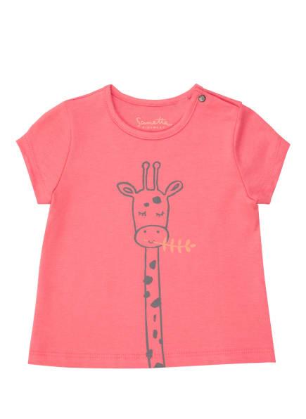 Sanetta KIDSWEAR T-Shirt, Farbe: HELLROT (Bild 1)