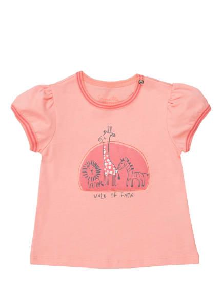Sanetta KIDSWEAR T-Shirt, Farbe: HELLORANGE (Bild 1)