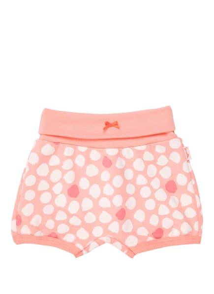 Sanetta KIDSWEAR Shorts , Farbe: ROSA/ WEISS (Bild 1)