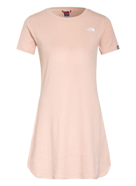 THE NORTH FACE Jerseykleid SIMPLE DOME, Farbe: NUDE (Bild 1)