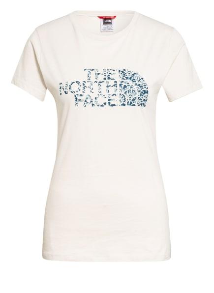 THE NORTH FACE T-Shirt BOYFRIEND EASY, Farbe: CREME (Bild 1)
