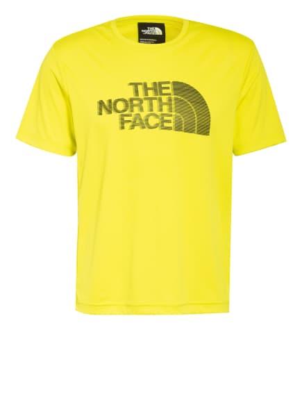 THE NORTH FACE T-Shirt EXTENT III, Farbe: NEONGELB (Bild 1)