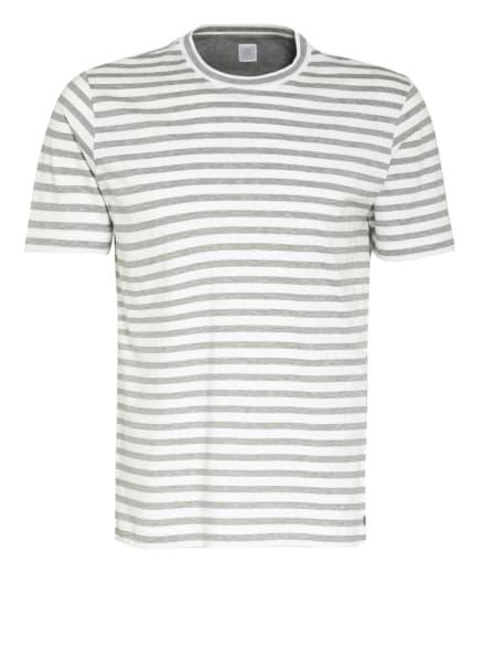 eleventy T-Shirt, Farbe: WEISS/ GRAU (Bild 1)