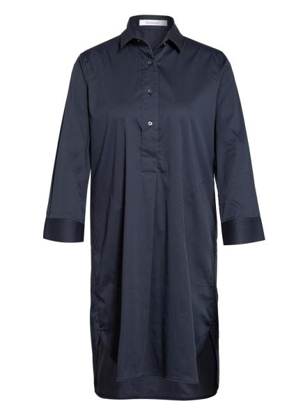 Soluzione Kleid mit 3/4-Arm, Farbe: DUNKELBLAU (Bild 1)