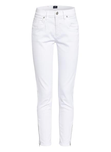 RAFFAELLO ROSSI 7/8-Jeans NOMI Z, Farbe: 110 WEISS (Bild 1)