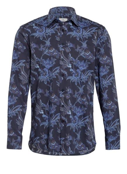 ETRO Hemd Regular Fit, Farbe: DUNKELBLAU/ HELLBLAU (Bild 1)