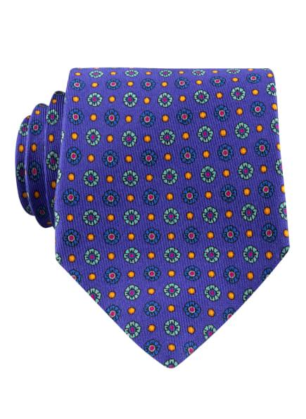 ETRO Krawatte, Farbe: BLAU/ ORANGE (Bild 1)
