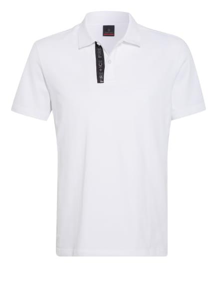 FIRE+ICE Piqué-Poloshirt RAMON, Farbe: WEISS (Bild 1)