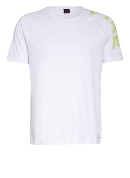 FIRE+ICE Strandshirt ROGER, Farbe: WEISS/ HELLGRÜN (Bild 1)