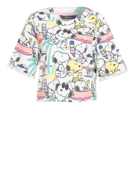 Princess GOES HOLLYWOOD Shirt mit 3/4-Arm, Farbe: WEISS/ GELB/ GRÜN (Bild 1)