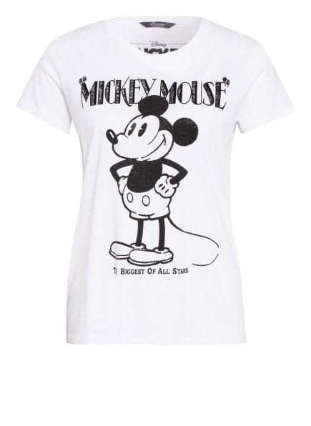 Princess GOES HOLLYWOOD T-Shirt, Farbe: WEISS/ SCHWARZ (Bild 1)