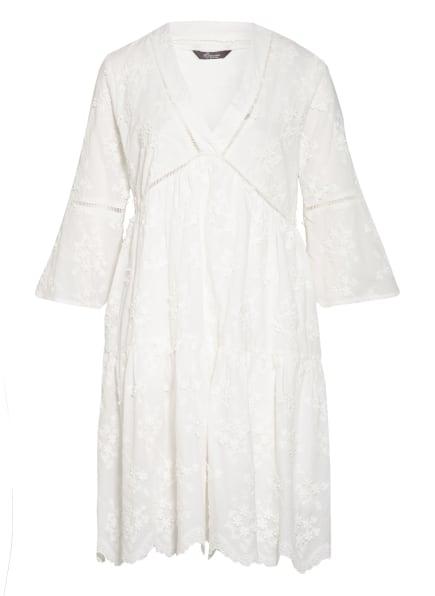 Princess GOES HOLLYWOOD Kleid mit Stickereien, Farbe: WEISS (Bild 1)