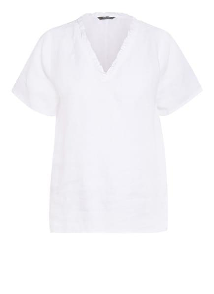 Princess GOES HOLLYWOOD Blusenshirt aus Leinen, Farbe: WEISS (Bild 1)