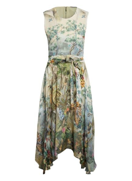 Princess GOES HOLLYWOOD Kleid, Farbe: HELLGRÜN/ PETROL/ CAMEL (Bild 1)