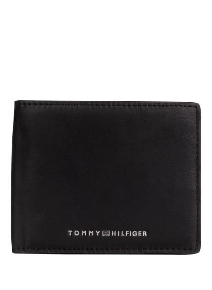 TOMMY HILFIGER Geldbörse, Farbe: SCHWARZ (Bild 1)