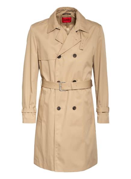 HUGO Trenchcoat MALUKS, Farbe: BEIGE (Bild 1)