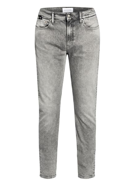 Calvin Klein Jeans Jeans Slim Fit, Farbe: 1BZ DENIM GREY (Bild 1)
