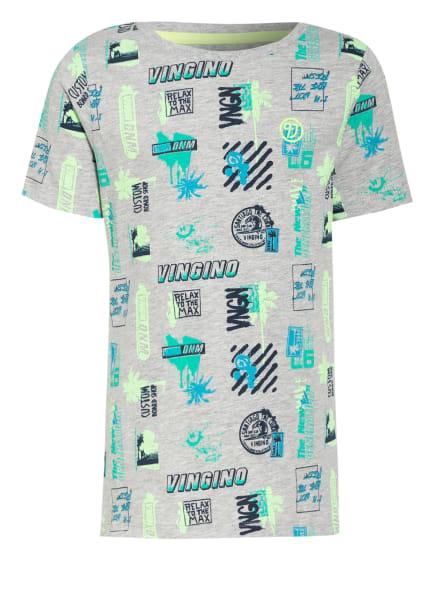VINGINO T-Shirt HOZAN, Farbe: LIGHT GREY MELEE (Bild 1)
