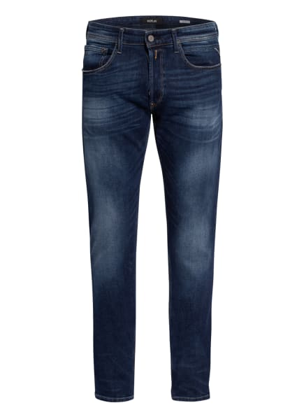 REPLAY Jeans WILLBI Regular Fit, Farbe: 007 DARK BLUE (Bild 1)