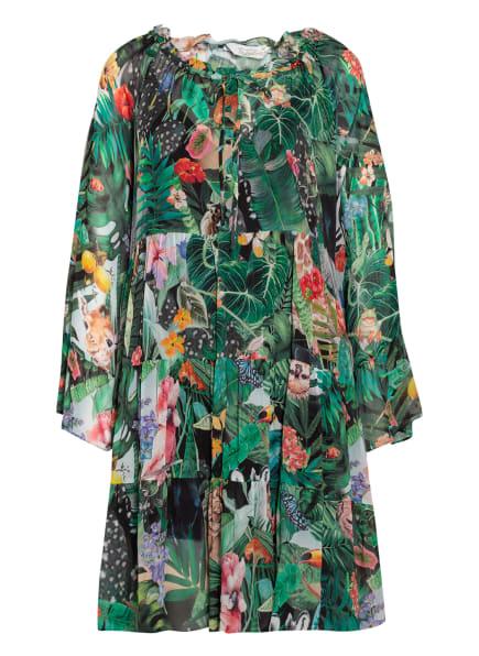 FrogBox Kleid, Farbe: GRÜN/ ROT (Bild 1)