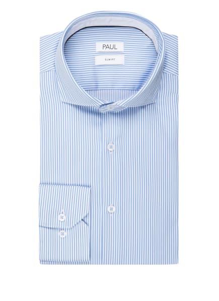 PAUL Hemd Slim Fit, Farbe: HELLBLAU/ WEISS (Bild 1)