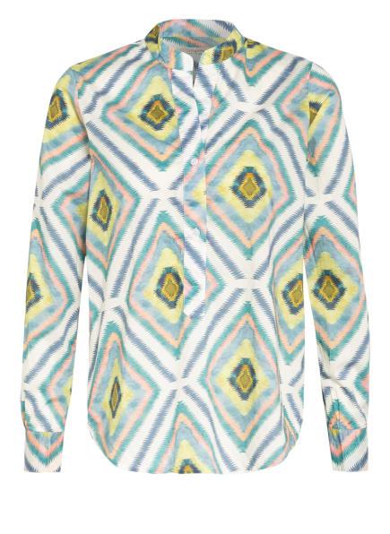 lilienfels Tunika, Farbe: WEISS/ BLAU (Bild 1)
