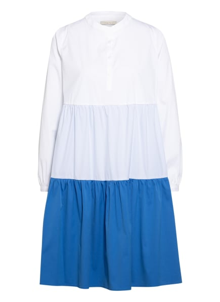 lilienfels Kleid, Farbe: BLAU/ HELLBLAU/ WEISS (Bild 1)