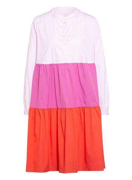 lilienfels Kleid, Farbe: HELLROSA/ LILA/ ROT (Bild 1)