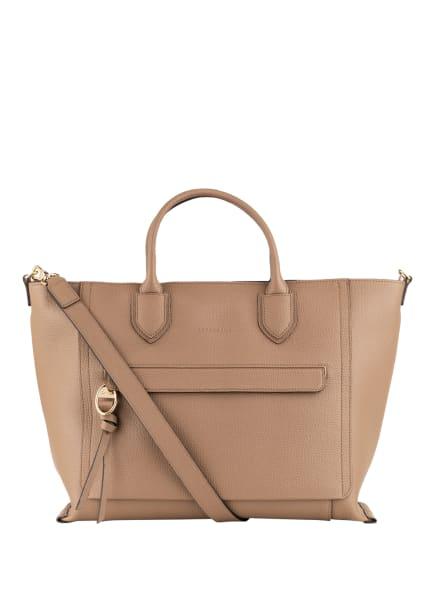 LONGCHAMP Handtasche MAILBOX, Farbe: TAUPE (Bild 1)