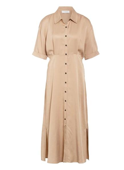 NORR Hemdblusenkleid JADE, Farbe: BEIGE (Bild 1)