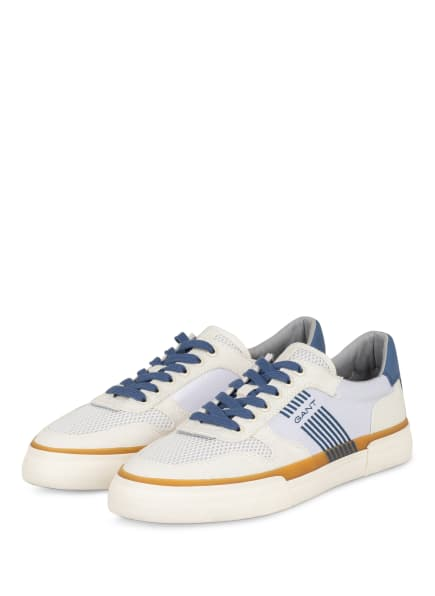 GANT Sneaker FAIRCOURT, Farbe: WEISS/ DUNKELBLAU (Bild 1)