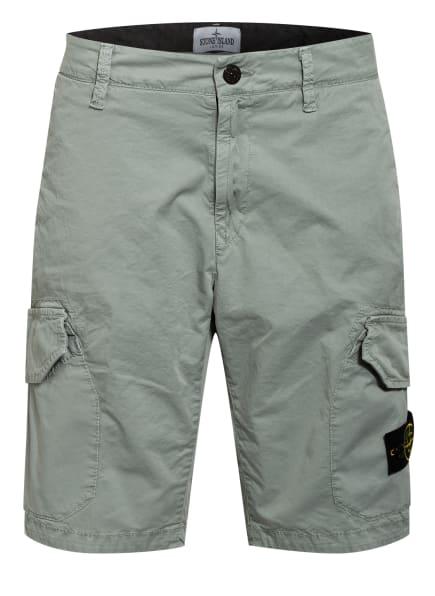STONE ISLAND JUNIOR Cargo-Shorts, Farbe: GRAU (Bild 1)