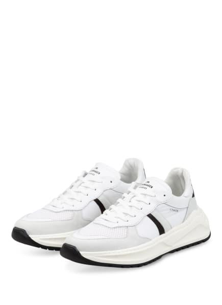 COPENHAGEN Sneaker, Farbe: WEISS/ HELLGRAU (Bild 1)