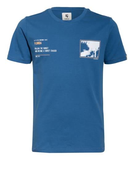 GARCIA T-Shirt, Farbe: BLAU (Bild 1)
