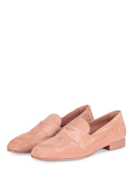 Santoni Penny-Loafer, Farbe: ROSA (Bild 1)